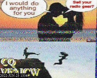 6th previous previous RX de VA3ROM